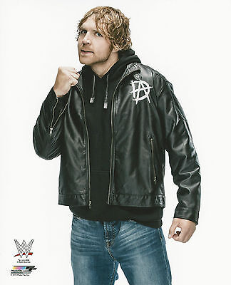 WWE 8x10 Official Promo Photo Dean Ambrose 2015 BRAND NEW