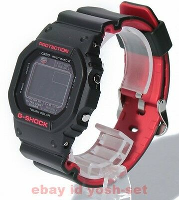 2016 NEW CASIO G-SHOCK GW-5000HR-1JF Black&Red Series FROM JAPAN