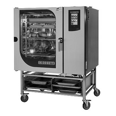 Blodgett BLCT-102G Gas Combination-Oven/Steamer with Touchscreen Control