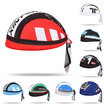 New Bike Pirate Scarf Sports Bicycle Hat Headband Riding Cycling Cap Headscarf