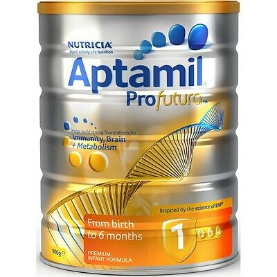 Nutricia Aptamil Profutura Infant 1 900G NEW Cincotta Chemist