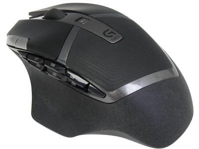 Logitech G602 Black RF Wireless Optical Gaming Mouse (910-003820)