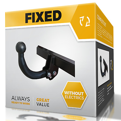 FORD S-MAX 2006-2015 Fixed Swan Neck Towbar