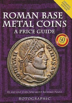 Roman Base Metal Coins - A Price Guide - Rotographic - Richard Plant