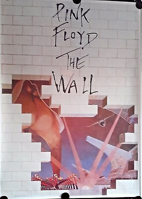 Pink Floyd-Laser Beams Giant Vintage Poster 39x55 inch.FREE INT.SHIPPING