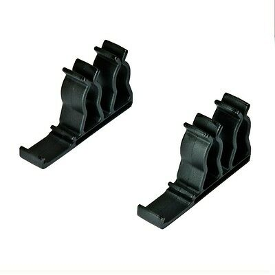 "Ernst 8353 Socket and Ratchet Holder Clips, 1/2"" Drive"