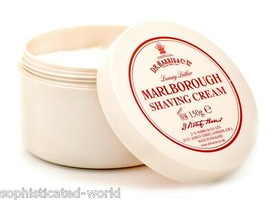 "Rasiercreme ""Marlborough"", Tiegel, D. R. Harris (16,60 €/100 g)"
