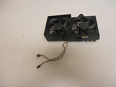Dell Precision T3500 T5500 Dual Cooling Fan Assembly HW856 CP232 -Priority Mail