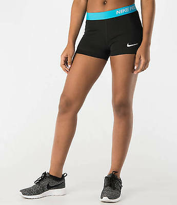 Women's Nike 3 Inch Pro Core Compression Shorts : Large