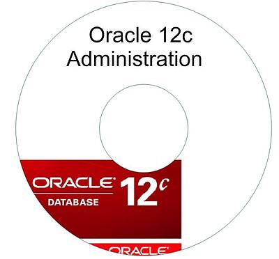 ORACLE 12C Admin Video and Books Training Tutorials online sharing