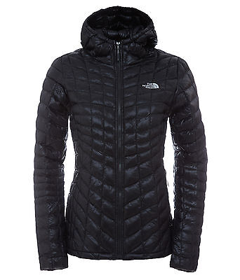 The North Face Damen Thermoball Hoody TNF Black L