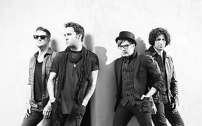 Fall Out Boy 8X10 Glossy Photo Picture