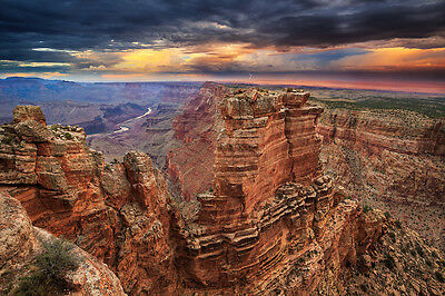 Grand Canyon 8X10 Glossy Photo Picture