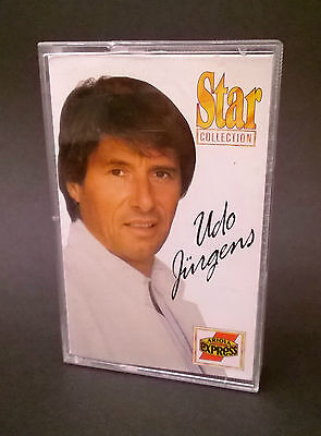(MC020) MC Udo Jürgens - Star Collection, Ariola Express, BMG, neuwertig