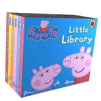 Peppa Pig: Little Library by Penguin Books Ltd (Board book, 2009)