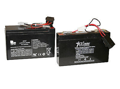 Replacement Rechargeable 6V / 12V Ride On Car Battery
