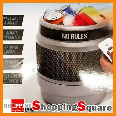 NEW Remote Control RC Drinks Cooler Brand New In Box
