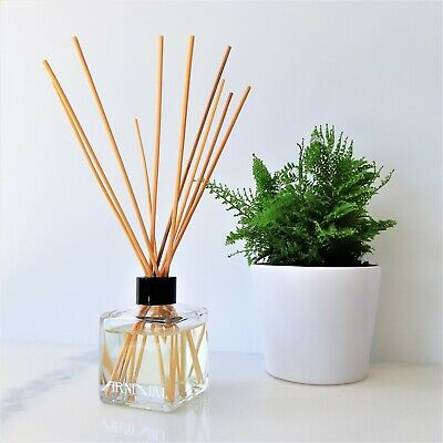 Highly scented AROMATIC REED DIFFUSER KIT 150ml + STICKS FREE BOX home fragrance