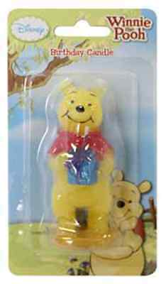 WINNIE THE POOH Birthday Candle
