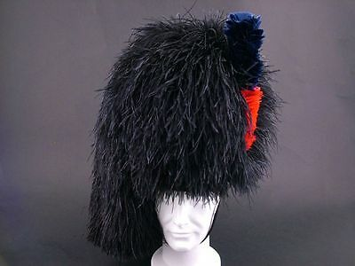 Scots Guards MOD specified Feather Bonnet 4 Tails Scottish Regiment Uniform