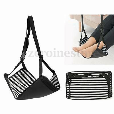 Mini Feet Hammock Foot Rest Stand Office Desk Portable Funky Designed For Relax