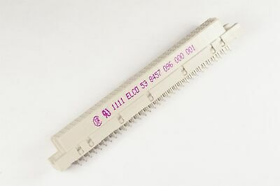 53-8457-096-000-001 AVX/ELCO Female Style C DIN Connector 96 Position 3x32 3 Row