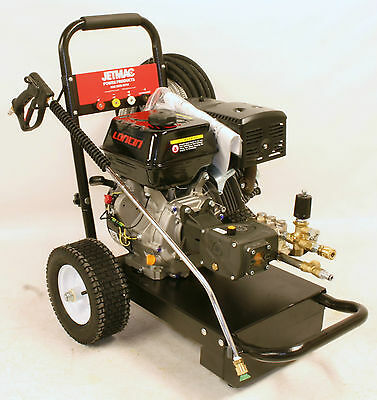 14 HP LONCIN G420  PETROL PRESSURE WASHER JETWASHER 4000 Psi