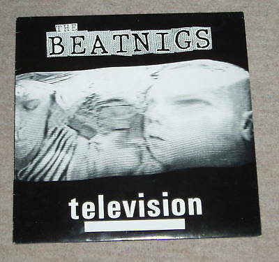 The Beatnigs - Television    UK 12""