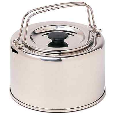 MSR Alpine Teapot - Versatile Stainless Steel Teapot Camping Backpacking