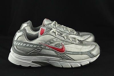 401a520270a WOMENS NIKE INITIATOR Size 10 WHITE PINK GRAY RUNNING SHOES 394053 ...
