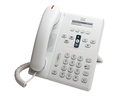 Cisco CP-6921 6921 IP Phone Handset in White - A Grade