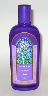 MARY KAY Relaxing Bath Oil  Retired ?