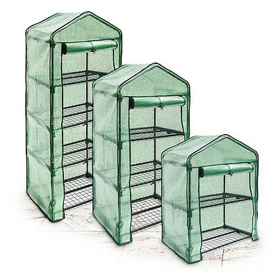 Greenhouse Plant Growth Support Robust & Tear-Resistant Weatherproof 2-4 Levels