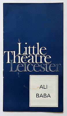 Leicester Little Theatre - Ali Baba