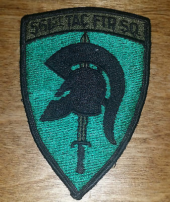 Vintage 561st TAC FTR 50 Fighter Squadron Airforce USA Patch Military Badge