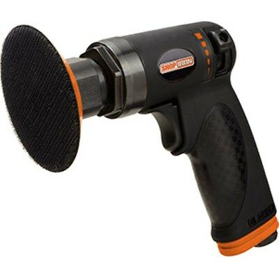 """Mini ORBITAL SANDER compact design with industrial level quality 3"""" Hook Pad"""