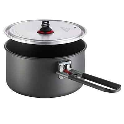 MSR Quick Solo Pot for lightweight Backpacking cycle touring sea kayaking