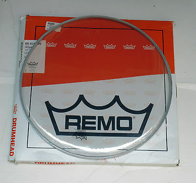 """New Remo 16"""" Clear Emperor  Batter Drum Skin Emperor Drumhead - BE-0316-00"""