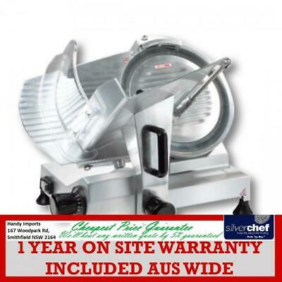 Fed Commercial Jacks Professional Deli Meat Slicer Butcher Prosciutto Hbs-300