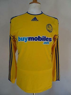 DERBY COUNTY   Away  Shirt  Long Sleeve  2010-11   #8   Adidas   size M    481 P