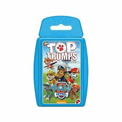 Top Trumps Paw Patrol Specials Game