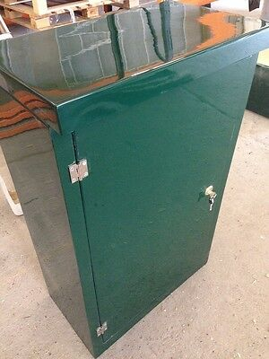 GRP Electric Kiosk, Housing, Meter Box, Cabinets, Enclosure(H1250xW750xD400mm)