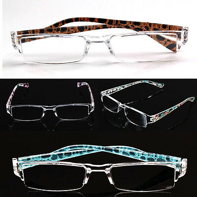 4 Designs Reading Glasses Leopard  New High-Grade Fashion 1.00 - 4.00 Diopter
