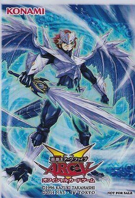 (100)yugioh Deck Protectors Nekroz of Trishula Card Sleeves 100 Pieces 63x90mm