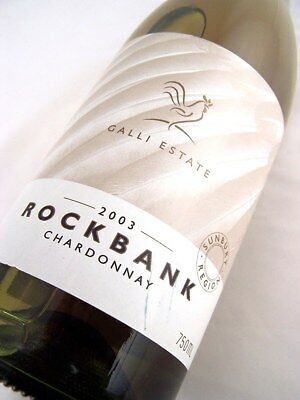 2003 ROCKBANK Gali Estate Chardonnay Isle of Wine