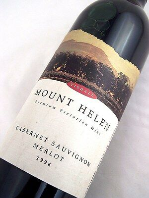 1994 TISDALL WINES Mount Helen CSM Red Blend Isle of Wine