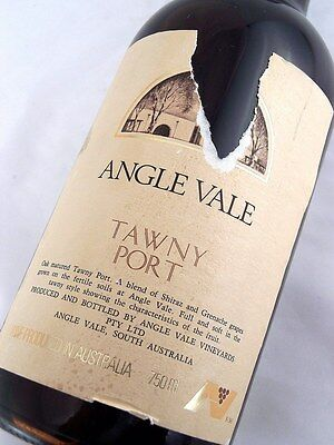 1978 circa NV ANGLE VALE Two Wells Tawny Port Isle of Wine