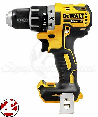 "New DeWALT DCD791B 20V MAX XR Lithium Ion Brushless Cordless 1/2"" Drill Driver"