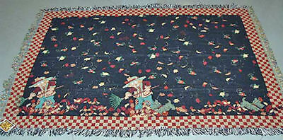Mary's Autumn Tapestry Afghan Throw ~ Mary Engelbreit Classic Collection