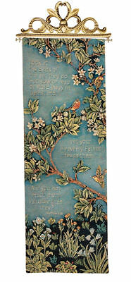 Grace Fruit Of The Spirit Grande Tapestry Wall Hanging W Verse